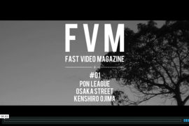 FAST VIDEO MAGAZINE #01