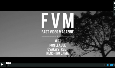 FAST VIDEO MAGAZINE #01