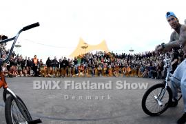 BMX Flatland Show @ Roskilde Festival 14