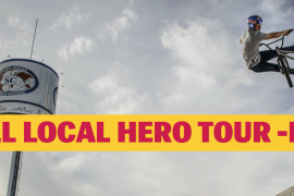 Red Bull Local Hero Tour -BMX-