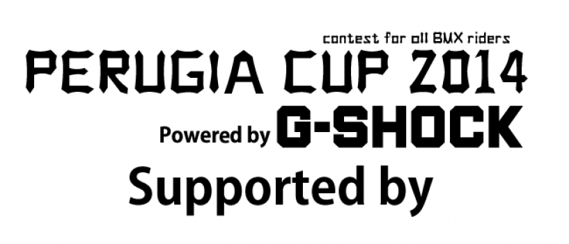 Perugia CUP 2014 Powered by G- SHOCK 事前エントリー開始!!
