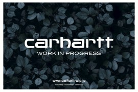 Carhartt WIP Store Fukuoka Renewal Open