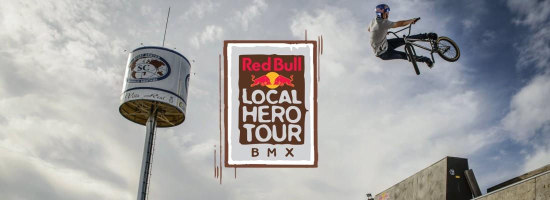 RED BULL LOCAL HERO TOUR -BMX- 直前インタビュー
