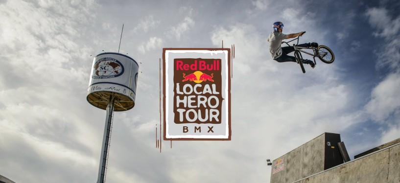 RED BULL LOCAL HERO TOUR -BMX- 直前インタビュー