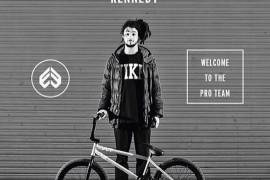 ALEX KENNEDY ON ECLAT PRO