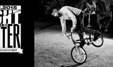 Fight the Winter 2015 BMX Flatland Contest