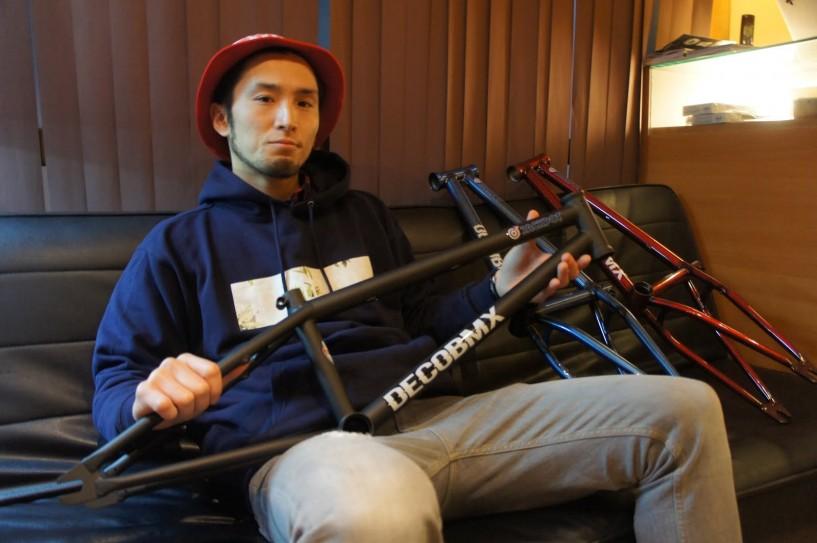 TSUTOMU KITAYAMA – JACKPOT FRAME Interview