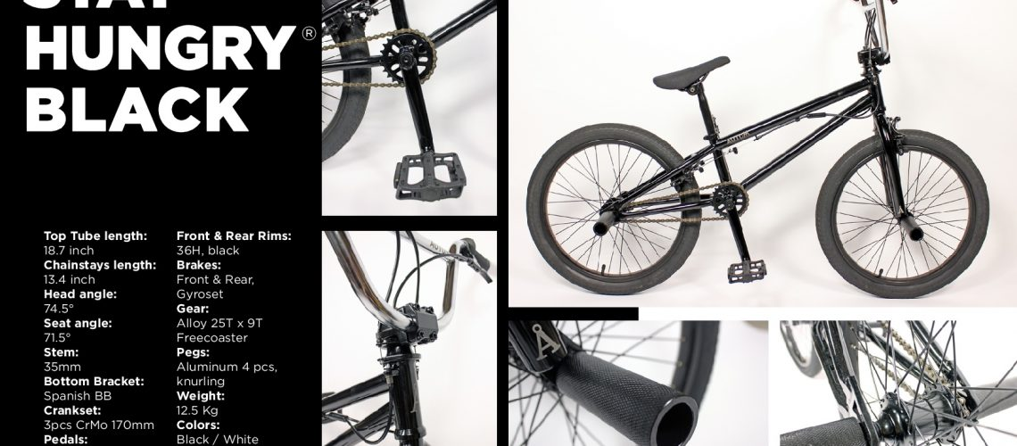 7bf376b7ada AUTUM BIKES STAY HUNGRY(R) Edition Complete Bike on sale!