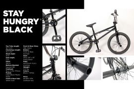 AUTUM BIKES STAY HUNGRY(R) Edition Complete Bike on sale!!