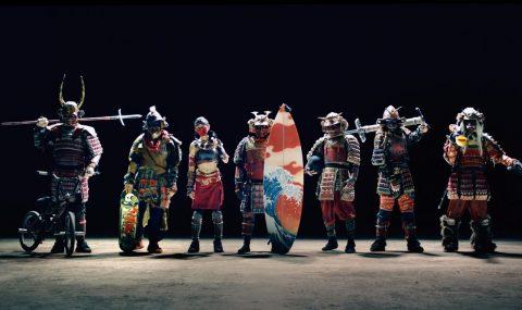 カップヌードル「7 SAMURAI 篇」