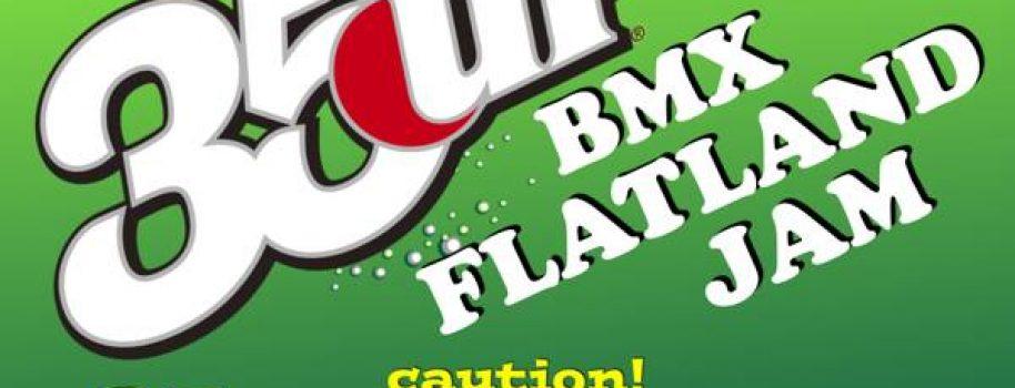 35 UP BMX FLATLAND JAM